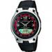 Цены на Наручные часы Casio AW - 82B - 1A Кварцевые часы. 12 - ти и 24 - х часовой формат времени. Отображение даты: вечный календарь,   число,   месяц,   год,   день недели. Подсветка: дисплея,   стрелок. Указатель фаз Луны,   будильник (количество установок: 3). Размеры 46.8x40 мм