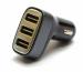 Цены на Momax Polar Series Car Charger UC5 3USB 4.4A Black