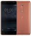 Цены на Nokia 5 16GB Dual Copper Android 7.1 Тип корпуса классический Материал корпуса алюминий Управление механические/ сенсорные кнопки Количество SIM - карт 2 Режим работы нескольких SIM - карт попеременный Размеры (ШxВxТ) 72.5x149.7x8.05 мм Экран Тип экрана цветно
