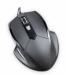 Цены на Мышь проводная игровая Rage RM - 010 800 - 2400DPI,   USB Black Особенности: 6 кнопок  +  колесо прокрутки. Длина кабеля: 1.5 м