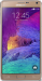 ���� �� Samsung GALAXY Note 4 SM - N910C Gold ��������� �����. ������������ �������: Android 4.4 KitKat. ���� ��� ����� ������. ��������� 3G (UMTS). Bluetooth. ��������� Wi - Fi. ��������� GPS. ��������� �������. ��������� 4G. ����������. ��������