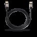 Цены на HDMI - HDMI OEHLBACH Black Magic 75 0.75 м С высокоскоростным кабелем HDMI®  вы получаете неограниченное удовольствие от домашнего кинопросмотра. Дополнительный канал передачи данных (канал Ethernet) позволяет подключать компоненты AV с поддержкой Интерн