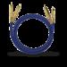 Цены на 2RCA  -  2RCA межблочный кабель OEHLBACH 2039 10 м