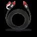 Цены на Цифровой оптический кабель OEHLBACH Red Opto Star 5.0 м (6007)   Оптический цифровой аудиокабель,   оснащенный двумя металлическими штекерами TOSLINK. Инновационный дизайн цифрового кабеля,   содержащего ультрачистые оптоволоконные проводники,   обеспечива
