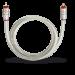 Цены на RCA - RCA кабель OEHLBACH NF 13 MK II 2.0 (10302) Первоклассный и обладающий коаксиальной конструкцией кабель Cinch для передачи цифровых - электрических аудиосигналов для высококачественного подключения к системам Hi - Fi и системам домашних кинотеатров. Посто