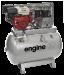 Цены на Abac EngineAIR B6000/ 270 11HP Производительность(л/ мин) : 741;  Рабочее давление(атм) : 14;  Мощность двигателя(кВт) : 8.2;  Питание : бензин;  Объём ресивера(л) : 270;