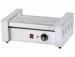 Цены на Гриль GASTRORAG EL - HD5 Роликовый гриль GASTRORAG EL - HD5электрический,   настольный,   5 роликов,   1 зона нагрева,   рабочая температура 50 - 250° С,   нерж.сталь