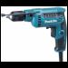 Цены на Дрель MAKITA DP2011 370Вт 6.5мм БЗП 0 - 4200об/ мин Дрель Makita DP2011  -  лёгкий компактный инструмент.  Прорезиненная рукоятка и большой курковый выключатель обеспечивают комфортную работу пользователя. Ограничитель глубины  -  для точного сверления