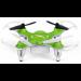 Цены на Квадрокоптер Syma X12s,   зеленый Квадрокоптер на радиоуправлении Syma X12S  -  это самый маленький квадрокоптер от Syma X12S Nano и создан для полетов в помещании,   но его структура позволяет запускать квадрокоптер на открытом воздухе в безветренную погоду. М