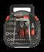 Цены на Вира 305007 Цвет футляра  -  Черный,   Вес набора  -  1.92,   Материал футляра  -  Пластик,   Насадки для ключей  -  28,   Биты  -  30,   Индикаторная отвертка  -  0,   Количество предметов в наборе  -  64,   Ключи  -  1,   Отвертки  -  1