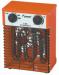 Цены на Электрическая тепловая пушка Forward FFH - 2000 Нагревательный элемент: оребренный тэн ;  Номинальная потребляемая мощность: 2000 Вт ;  Расход воздуха: 272 м3/ ч ;  Вес: 3.6 кг