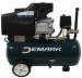 Цены на Компрессор DeMARK DM 2524 Выходная мощность: 2.5 л.с. ;  Напряжение: 220 B ;  Частота: 50 Гц ;  Обороты двигателя: 2800 об/ мин ;  Объем ресивера: 24 л. ;  Количество поршней: 1 шт. ;  Максимальная производительность: 250 л/ мин ;  Рабочее давление: 8 атм ;  Вес: 2