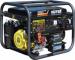 Цены на Бензиновый генератор HUTER DY 8000 LXA Номинальная мощность: 6.5 кВт ;  Максимальная мощность: 6.5 кВт ;  Мощность двигателя: 15 л.с. ;  Тип запуска: ручной + электро ;  Емкость топливного бака: 25 л.