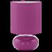 Цены на Eglo 93047 Коллекция  -  Trondio,   Тип лампочки (основной)  -  Накаливания,   Материал арматуры  -  Керамика,   Место применения  -  для спальни,   Виды светильников  -  Настольные,   Площадь освещения  -  1 - 3,   Стиль  -  Модерн,   Коллекция  -  Trondio,   Форма плафона  -  Круглая,   Тип