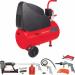 Цены на Fubag Garden master kit OL195/ 24  +  9 предметов (8213801KOA605 (8213801KOA543)) Комплектация  -  Пневмопистолет для вязких жидкостей,   Напряжение питания  -  220,   Производительность  -  180,   Двигатель  -  Электрический,   Тип  -  Поршневой,   Габариты (ДхШхВ)  -  68 х 26 х