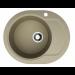 """Цены на Omoikiri Manmaru 62 - CA Цвет  -  Бежевый,   Диаметр сливного отверстия  -  3 1\ 2"""",   Материал  -  Искусственный гранит,   Глубина чаши  -  20.7,   Глубина мойки  -  50,   Установка  -  Врезная,   Клапан - автомат  -  Нет,   Комплектация  -  сливная арматура с вентилями 3 1/ 2 """",   сифон с о"""