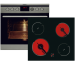Цены на Hansa BCCI 64195055 Полезный объем духового шкафа  -  66,   Тип духовки  -  Зависимая,   Способ подключения духовки  -  Электрический,   Установка  -  Зависимая,   Тип гриля  -  Электрический,   Конвекция  -  Есть,   Очистка духовки  -  Традиционная,   Дисплей  -  Есть,   Класс энергопо