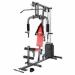 Цены на Lifegear Силовой тренажер 63110  -  многофункциональный комплекс для тренировок на профессиональном уровне в домашних условиях,   позволяющий заниматься человеку любого уровня подготовки и прорабатывать абсолютно все группы мышц,   постепенно увеличивая нагрузк