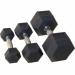 Цены на Johns Гантель гексагональная. Головка выполнена в форме шестигранника обрезиненная. Гриф с насечками (накаткой) для предотвращения скольжения. Длина в месте хвата  -  130 мм.