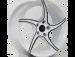 Цены на YOKATTA MODEL - 2 6.5x16/ 5x112 D57.1 ET50 W + B
