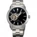 Цены на Наручные часы Orient SDA02002B Механические часы с автоподзаводом.12 - ти часовой формат времени. Подсветка стрелок. Диаметр 39 мм