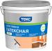 Цены на Шпатлевка Текс Профи Латексная 1.5 кг Тип: Латексная шпатлёвка.Назначение: Применяетсядля выравнивания стен,   потолков,   деревянных,   оштукатуренных и бетонных поверхностей,   для древесноволокнистых плит под окраску или оклеивание обоями.Типы поверхностей: Д
