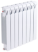Цены на Монолитный биметаллический радиатор Rifar Monolit 500 9 секций g3/ 4 ТипБиметаллический радиатор.Область примененияЗа счет наилучшего соотношения радиационной и конвективной составляющей теплового потока можнопримененять Rifar Monolit в помещениях различн