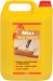 Цены на Модификатор Sika Mix plus цементно - песчаных растворов 1 л Тип: Добавка для всех штукатурных и кладочных работ.Назначение: Добавка Sika Mixplus является активно действующим средством для обеспечения воздухововлечения,   стабилизации и образования мелких пор