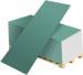 Цены на Гипсокартон Волма Влагостойкий гклв 1.2*2.5 м/ 12.5 мм Тип: Гипсокартон влагостойкий.Назначение: Гипсокартон (ГКЛ) используется для облицовки стен (толщиной 12,  5 мм) и потолков (толщиной 9,   5 мм),   в том числе и для помещений с повышенной влажностью.Свойств