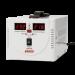 Цены на PowerMan AVS 500D Максимальная выходная мощность 500 ВА Эффективная мощность 250 Вт Входное напряжение 140  -  260 В Количество розеток 2 шт.