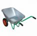 Цены на Redverg (Тачки) Тачка садовая двухколесная Redverg (Тачки) RD - WB120G Типтачка садовая Объем65 л Грузоподъемность120 кг Тип колесапневматический Количество колес2 Вес11.2 кг