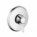 Цены на Hansgrohe Термостат Hansgrohe Ecostat Classic 15754000 хром Монтаж:настенный встраиваемый Цвет: хром Расход воды от - до: 59 л/ мин