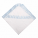 Цены на Эдельвейс Комплект на выписку Эдельвейс Уголок для новорожденного 75*75 Голубой 161 Нарядный уголок из бязи украшен шитьем. Это необходимое и прекрасное дополнение к любому одеялу на выписку и для дальнейших прогулок с малышом. Состав: Хлопок 100%