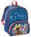 Цены на HAMA Ранец HAMA Monsters синий/ красный 138028 Легкий рюкзак. Идеальный спутник для досуга. Позволяет носить игрушки,   бутерброды и т.д. Застежка молния. Обеспечивает легкий доступ в рюкзак. Наплечные ремни. Мягкая подкладка со специальным сетчатым материал