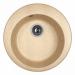 Цены на Dr.Gans Кухонная мойка Dr.Gans ГАЛА d510 терра Тип: мойка кухонная Материал: искусственный гранит Форма: круглая Ширина мойки: 510 мм Длина мойки: 510 мм Глубина мойки: 200 мм Установка: встраиваемая сверху Число основных чаш: 1 Крыло: нет Отверстие под с