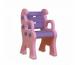 """Цены на KING KIDS Стул KING KIDS Детский пластиковый Королевский розовый KK_LC9040_P Пластиковый стул """" Королевский""""  KING KIDS (КИНГ КИДС) Это маленький трон для юных принцев Высота стула 72 см Ширина стула 45 см Он прост в установке и переноске Розово - с"""