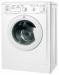 Цены на Indesit Стиральная машина с фронтальной загрузкой Indesit IWSB 5105 Общие характеристики Установка: отдельно стоящая,   съемная крышка для встраивания Тип загрузки: фронтальная Максимальная загрузка белья: 5 кг Сушка: нет Управление: электронное (интеллекту