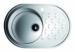 Цены на Omoikiri Кухонная мойка Omoikiri Kasumigaura 77 - 1 - L (4993009) Общие характеристики Установкаврезная Формакруглая Количество чаш1 основная Материалнержавеющая сталь Крылоесть,   расположение справа Измельчитель пищевых отходовнет Дополнительная информациятол