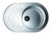 Цены на Omoikiri Кухонная мойка Omoikiri Kasumigaura 77 - 1 - R (4993002) Общие характеристики Установкаврезная Формакруглая Количество чаш1 основная Материалнержавеющая сталь Крылоесть,   расположение слева Измельчитель пищевых отходовнет Дополнительная информациятолщ