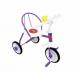 Цены на RiverBike Велосипед RiverBike Трехколесный TR235 Яркий и комфортный трехколесный велосипед на резиновых колесах. Велосипед выпускается в различных цветовых решениях на любой вкус. Легкая и прочная алюминиевая рама делает TR - 235 маневренным и легким в упра