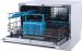 Цены на Korting Настольная посудомоечная машина Korting KDF 2050 S Тип:Отдельностоящая техника Цвет:Белый Варианты цветов:Белый Серебристый Ширина,   (см):55 Вместимость,   (комп):6 Корзин,   (шт):1 Корзина для столовых приборов C - Shelf: -  Регулировки высоты корзин Easy