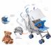 Цены на Sweet Baby Коляска прогулочная Sweet Baby Marella Blue Новинка 2018 года от итальянского бренда Sweet Baby компактная и легкая прогулочная коляска модели Marella  -  идеальный вариант для родителей,   путешествующих с ребенком. Она подарит вашему малышу комфо