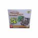 """Цены на Educational Line 3D - пазл Educational Line Паровозик с инерционным механизмом 983 3D - пазл """" Паровозик""""  представляет собой картонные детали высокой плотности,   которые нужно сложить между собой для получения небольшой игрушки. С готовым паровозиком"""