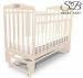 Цены на Sweet Baby Кровать Sweet Baby Flavio Nuvola Bianca Белое облако Детская кровать Sweet Baby Flavio изготовлена из древесины березы,   прочного и долговечного материала. Кроватки для новорожденных Sweet Baby обрабатываются нетоксичными лаками и красками,   абсо