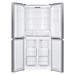 Цены на TESLER Холодильник TESLER RCD - 480I BLACK GLASS Количество камер 2 Общий объем (л): 480 Полезный объем (л): 401 Объем холодильной камеры (л): 268 Объем морозильной камеры (л): 133 Тип управления: электронный Класс энергопотребления: А +  Климатический класс: