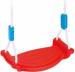 Цены на Dolu Подвесная пластиковая качелька Dolu DL_7050 Подвесная пластиковая качелька. Имеет прочные верёвки Сидушка выгнутая. Размеры400х18х100 мм Вес830 г