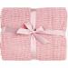Цены на ОТК Одеяло ОТК 80*100 вязанное Dа20612 Красивое,   теплое,   легкое и уютное одеяло для Вашего малыша. Размер: 80х100 см Состав: 100% хлопок Плотность 250 гр/ м2 Упаковка: пакет ПВХ