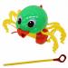 Цены на Совтехстром Каталка Совтехстром Жук У546 Как только малыш научится ходить,   он с удовольствием будет играть с каталкой. Она выполнена в виде жука с шестью лапками,   которые будут трястись при передвижении,   имитируя ходьбу. Эта игрушка будет развивать его ко