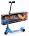 Цены на FENIX Самокат FENIX IT101448 Легкий и удобный самокат поможет кататься ребенку с ветерком. При большой скорости прочные маленькие колеса начинают светиться. Нажав на педаль над задними колесами,   ребенок начнет тормозить и остановится. Трехколесный самокат