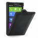 Цены на TETDED Кожаный чехол (флип) TETDED для Nokia X /  X +  (Черный /  Black) 24645